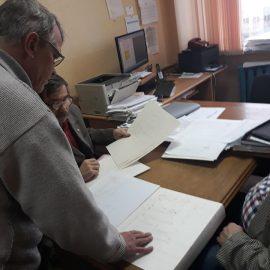 Триває робота з проектування конструкції гідрологічного вузла станції в Лоєві